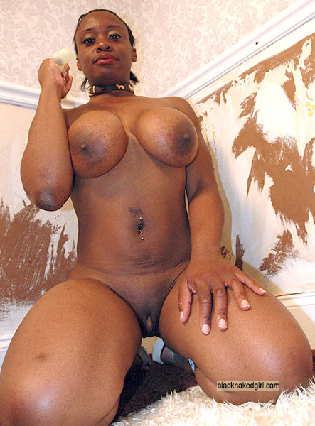Naked Thick Ebony Women