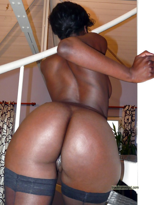 Juicy ass black girls