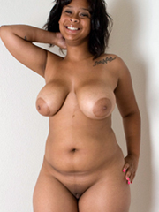 Black hair naked latins