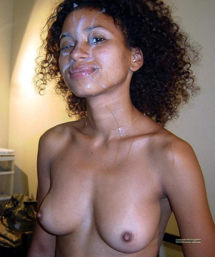 Naked Black Amateur