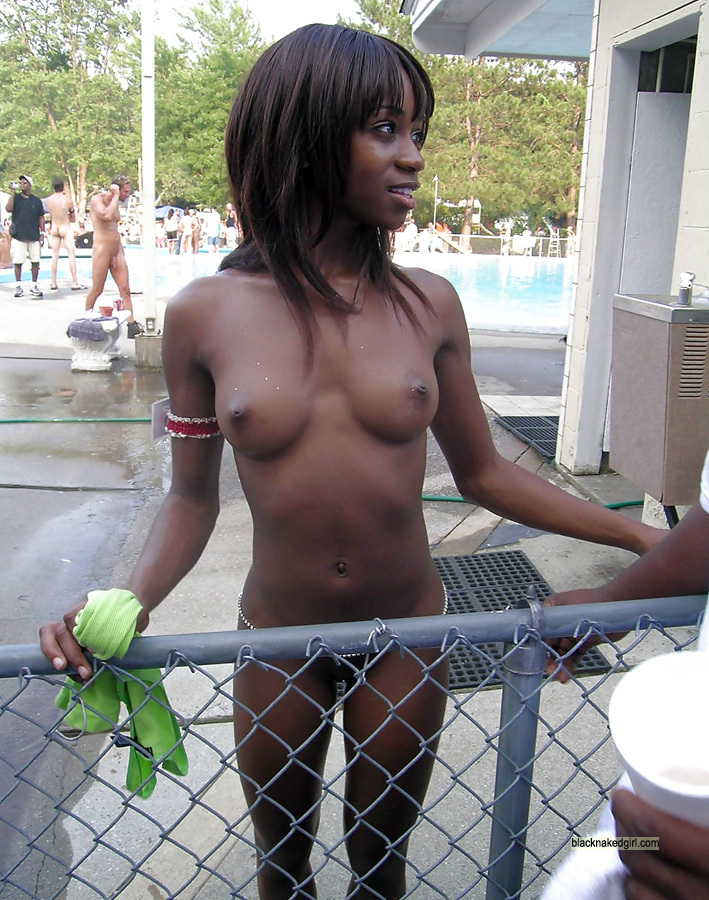 Real Black Teen 121