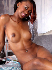 breast Mature African women Puffy