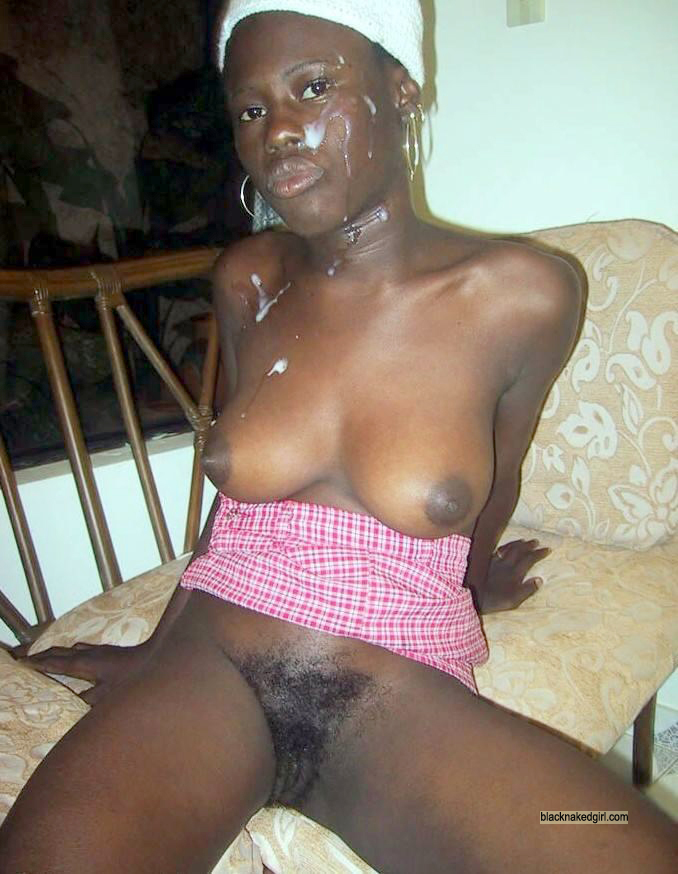 Girl ebony african black ghetto