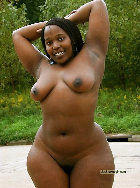 Ebony Black Women Naked