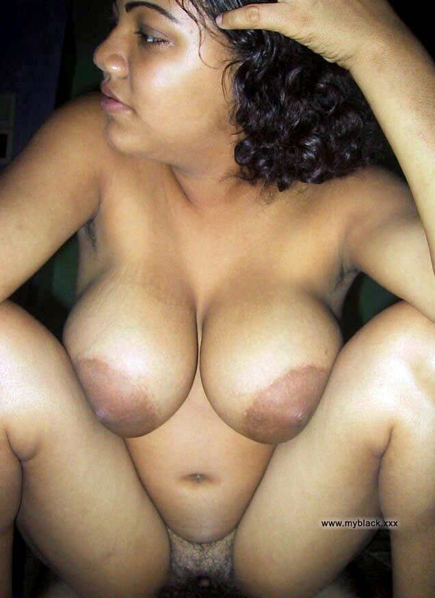 Big boobs black girl useful