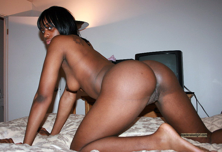 black housewife naked