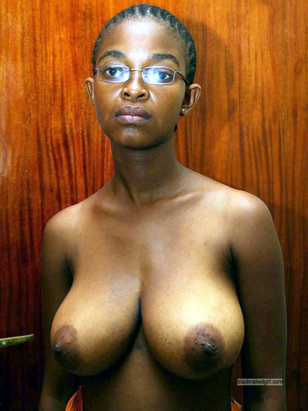 Natural Boobs Ebony
